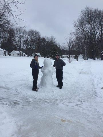 snow man 1