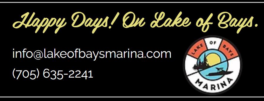 Happy Days Lake of Bays Marina