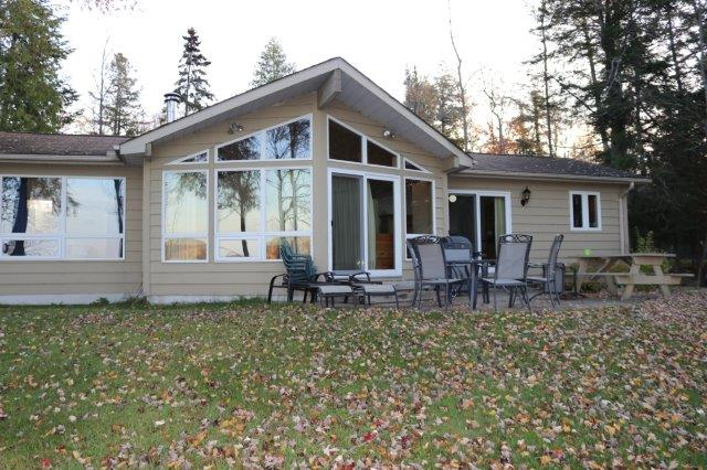 1 front of cottage